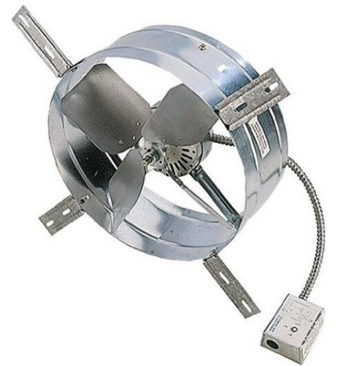 Cool Attic CX1500UPS Power Gable Ventilator Fan 643s60