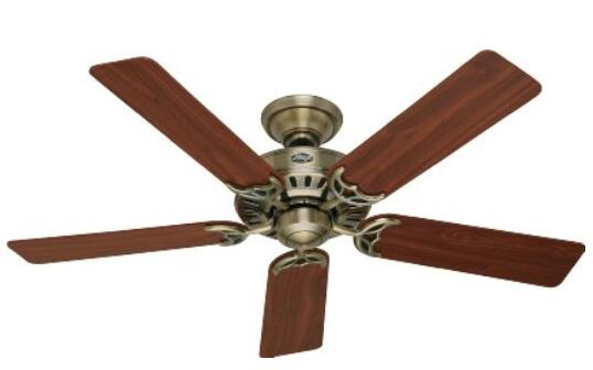Hunter 51010 Southern Breeze White Ceiling Fan - 42 inch under $90