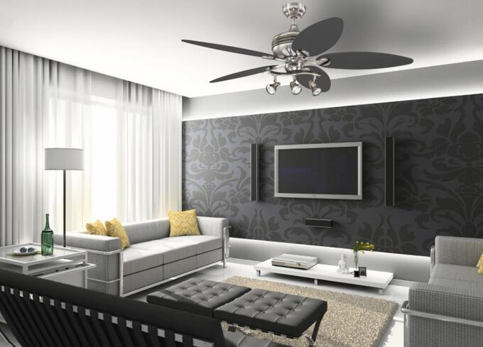 Wonderful Best Flush Mount Ceiling Fans To Buy