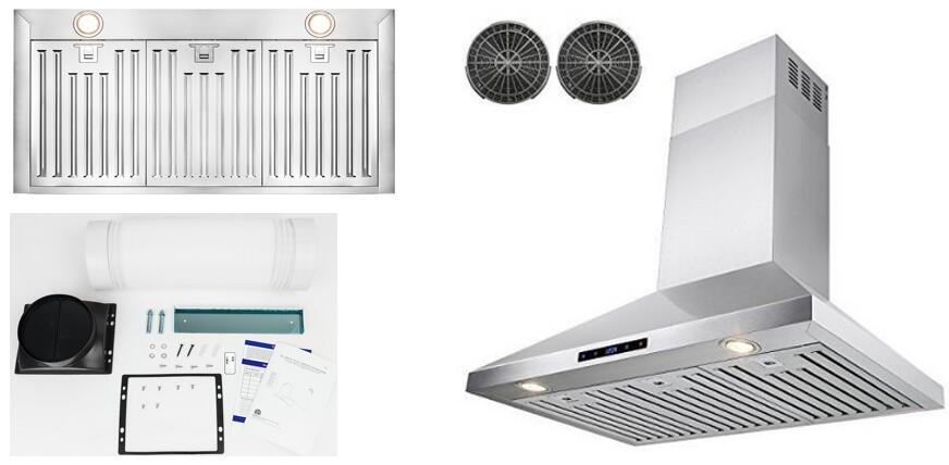 How To Buy Best Hood Exhaust Fans - Tips & Reviews To Keep ...