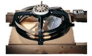 best roof mounted attic fan
