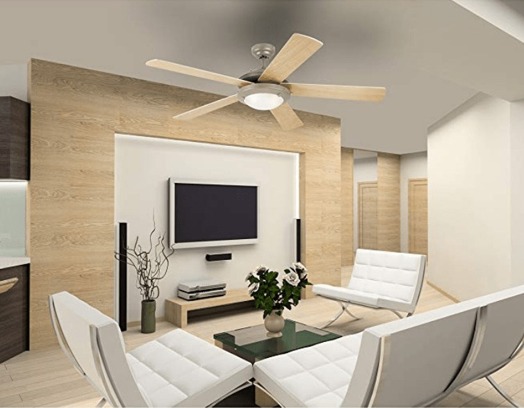 Top Rated 9 Best LED Ceiling Fans in 2019