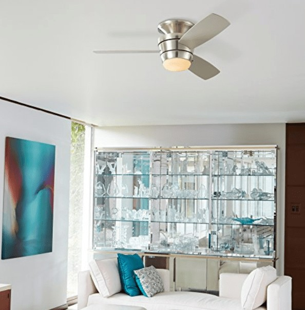 Best indoor ceiling fan for small rooms