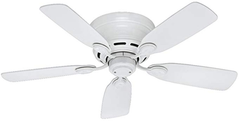 best quiet ceiling fan for your bedroom review