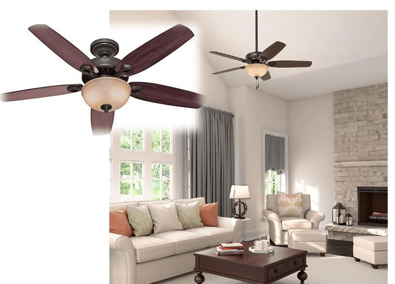 best selling quiet ceiling fan review