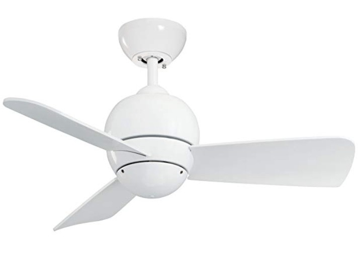 Best damp rated - Emerson 30-inch Small Outdoor Ceiling Fans with Light