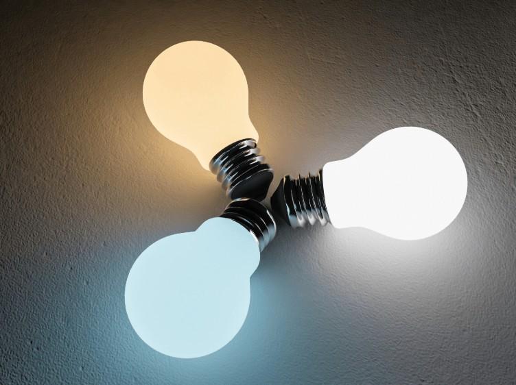 choose a LED light for ceiling fan