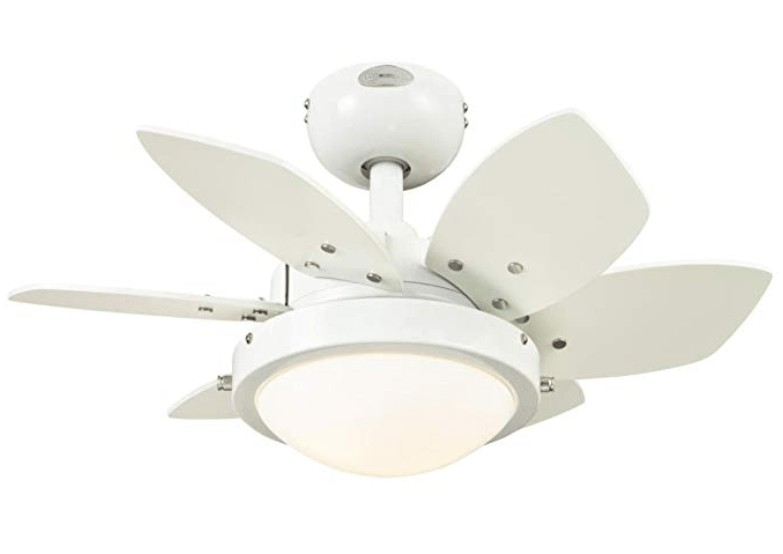 Best Selling - Westinghouse 24-inch Small Blade Ceiling Fan with Light