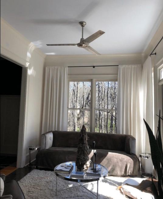 Best for Large Room - Westinghouse Lighting Industrial Indoor Ceiling Fan