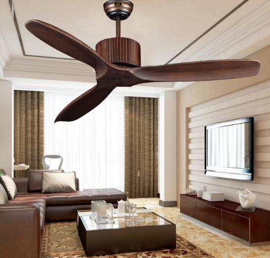 indoor ceiling fan without lights
