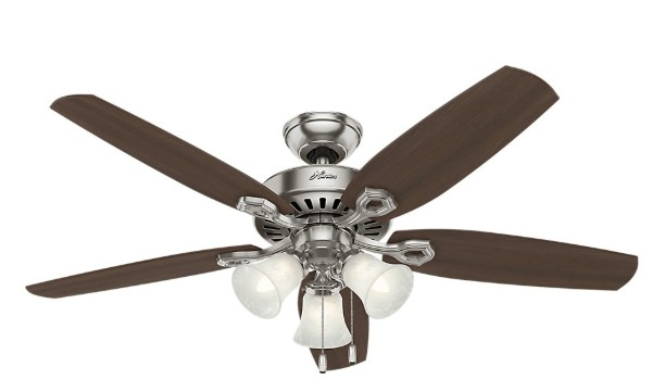 what is the best priced hunter indoor ceiling fan