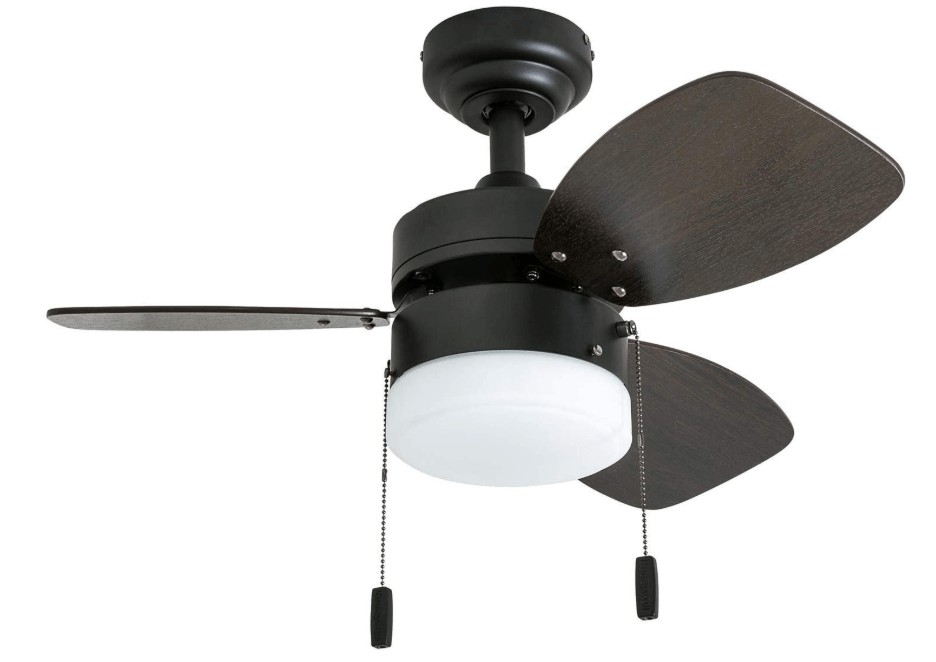 ceiling fans with lights under $100 reviews