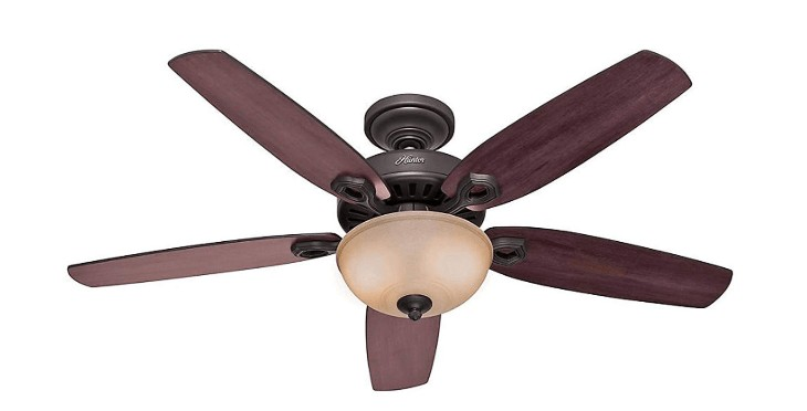 best hunter indoor ceiling fan