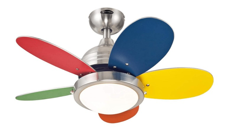 home ceiling fan for toddler room