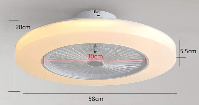 best looking ceiling fans with lights for bedroom