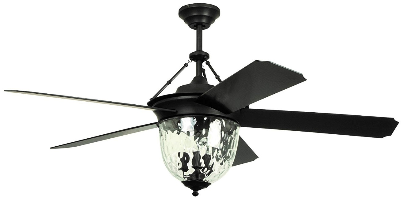 best looking ceiling fans with ABS blades