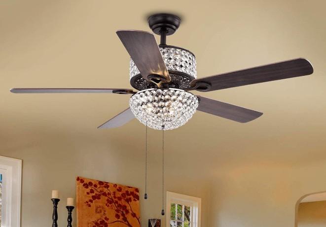 ceiling fans best for bedroom