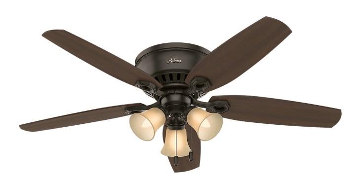 best indoor ceiling fans with lights