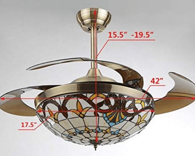 best indoor outdoor ceiling fans with lighting