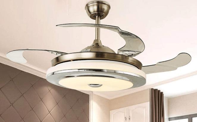 best silent ceiling fans