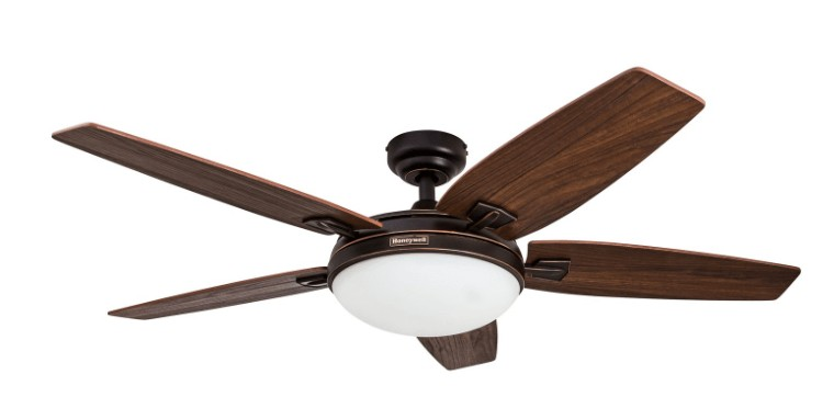 best 48 inch ceiling fan with light and remote