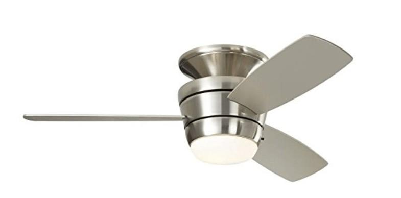 best bedroom fan with light