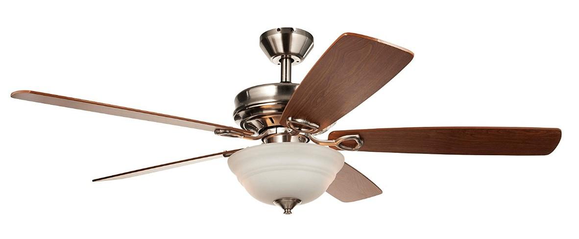 best bedroom ceiling fan with light