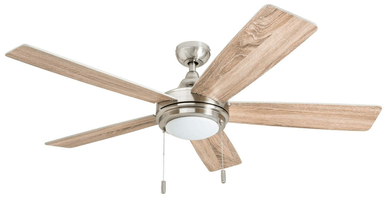 top 10 best bedroom ceiling fan with light reviews