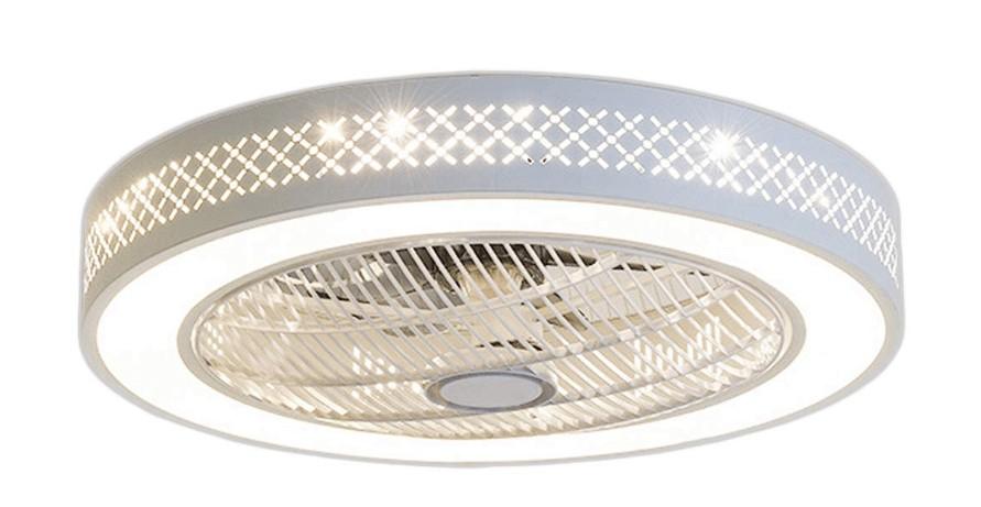 best low profile ceiling fan with light