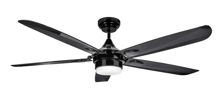 best ceiling fan with led light and remote