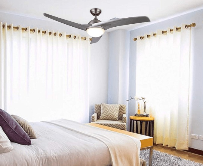 best quiet ceiling fan with remote