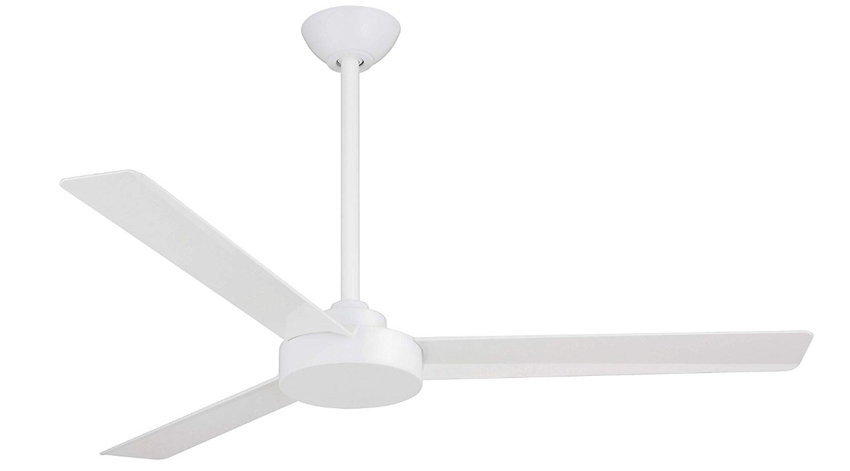 best 52 inch white ceiling fan with remote