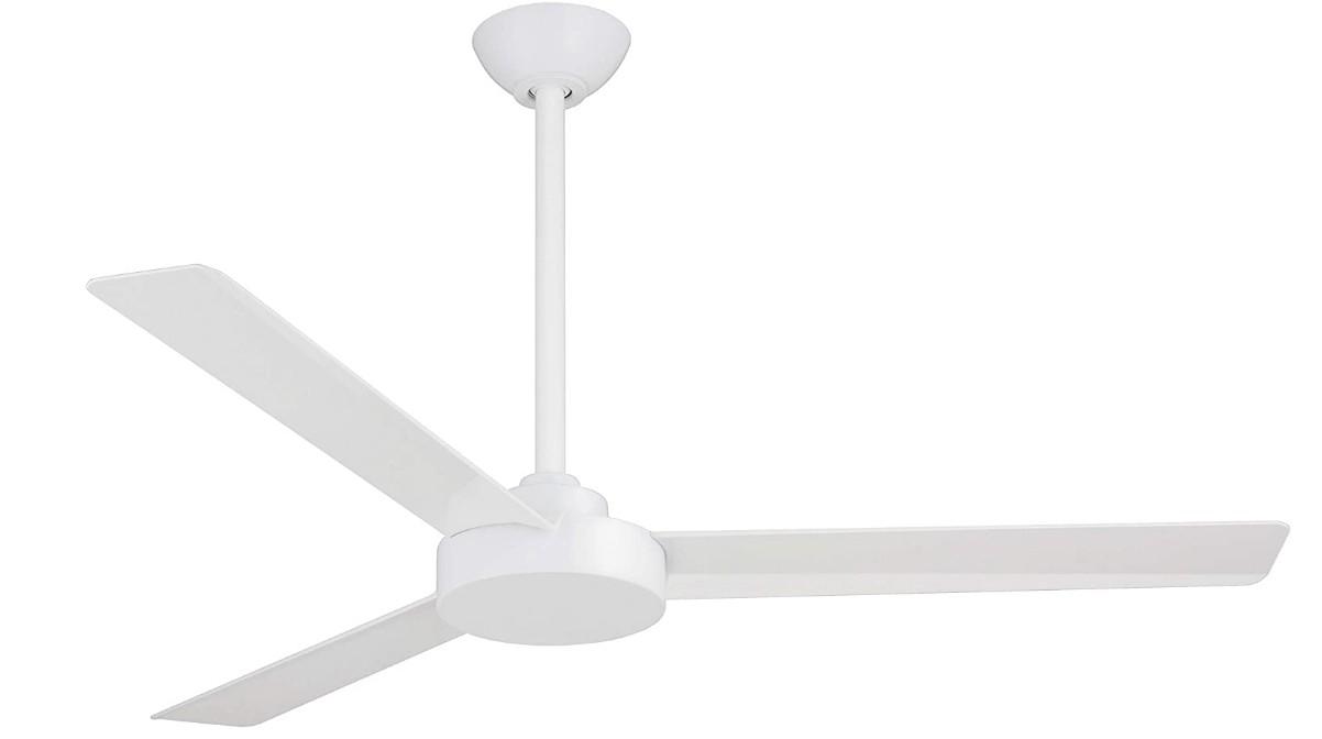 52 inch white ceiling fan