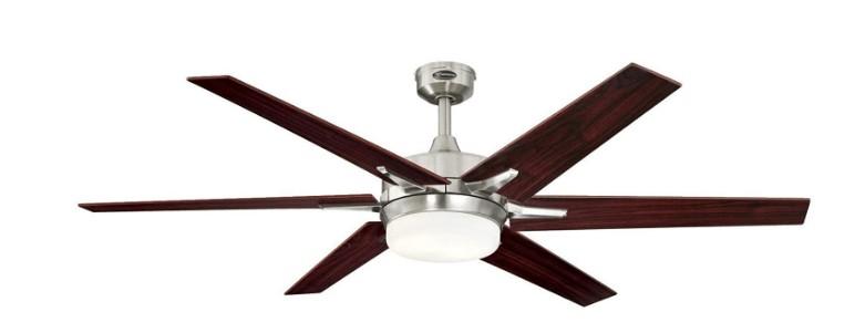 best 60 ceiling fan with light