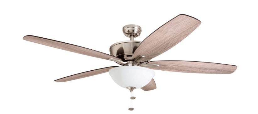 best 60 inch ceiling fan with light