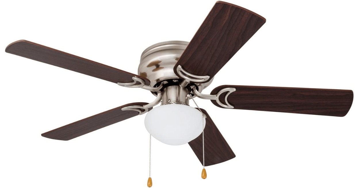 best affordable ceiling fan for low ceilings