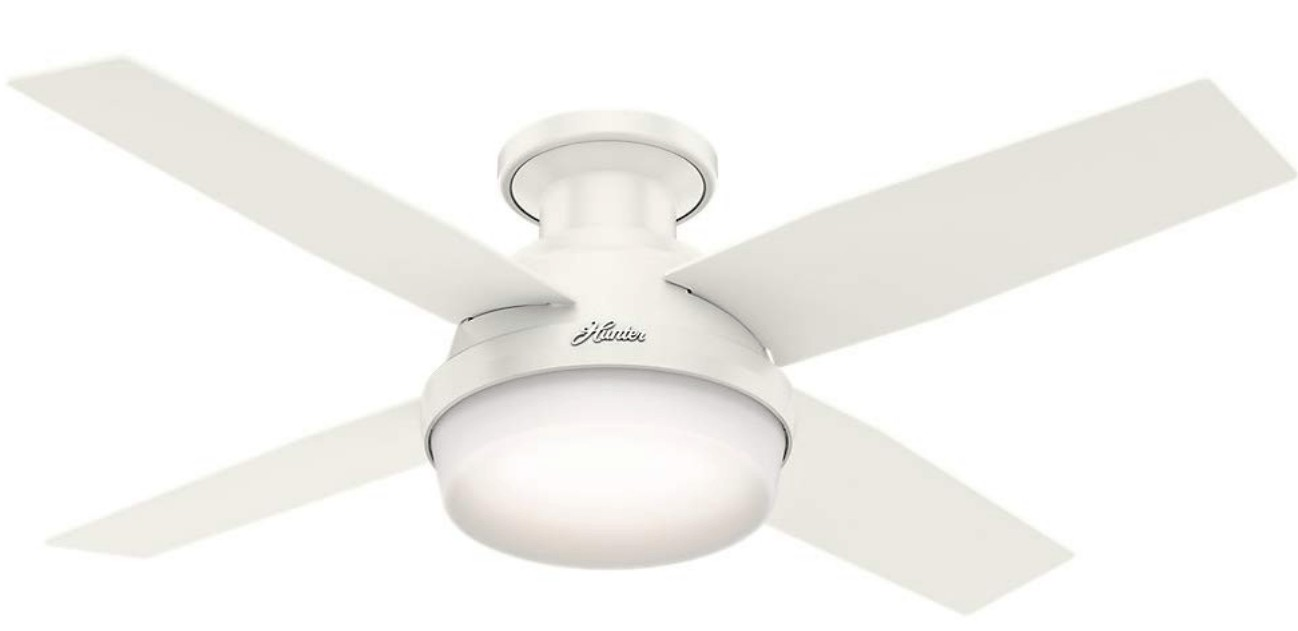 best hunter residential ceiling fan