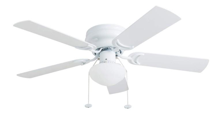 best cheap white ceiling fan