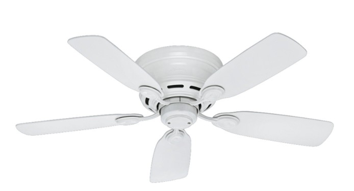best hunter ceiling fan without lights for sale