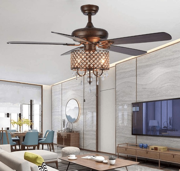 best large ceiling fans for great room