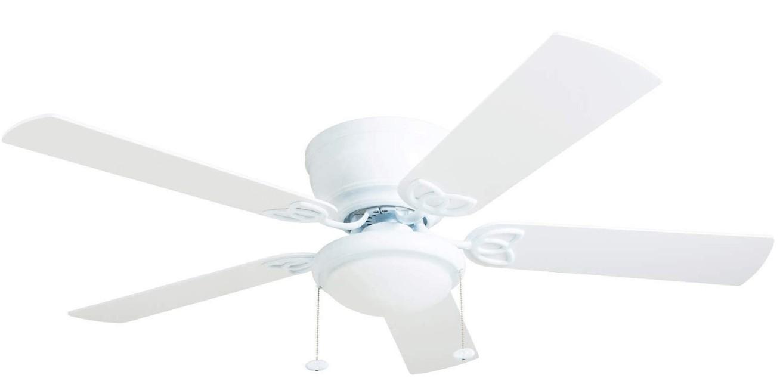 best modern white ceiling fan