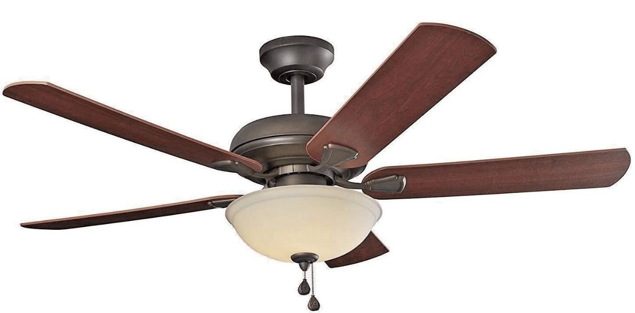 the most energy efficient ceiling fans