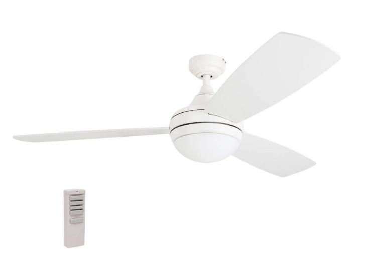 best small white ceiling fan