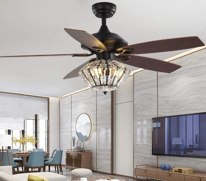 super quiet ceiling fan
