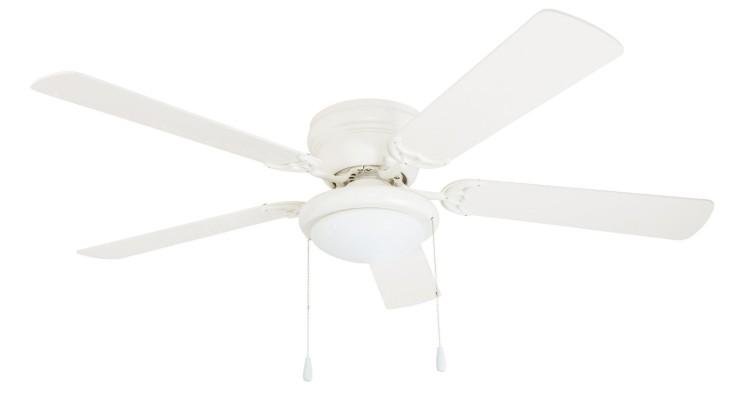 best white ceiling fan white ceiling fan with light