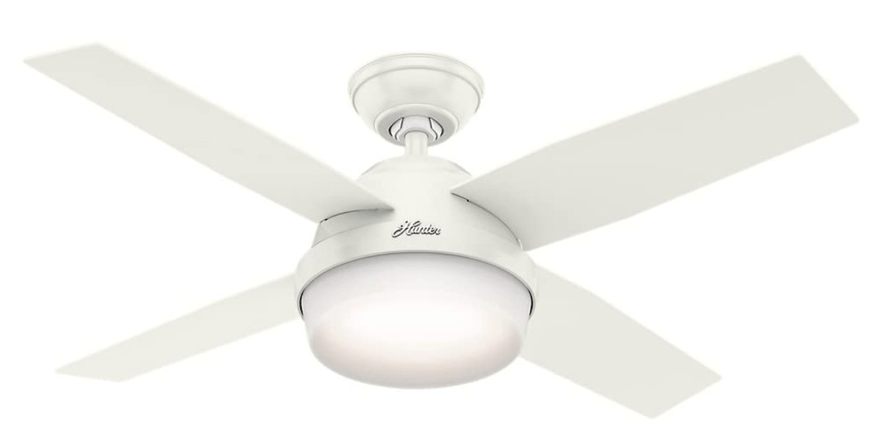44 inch ceiling fan with light