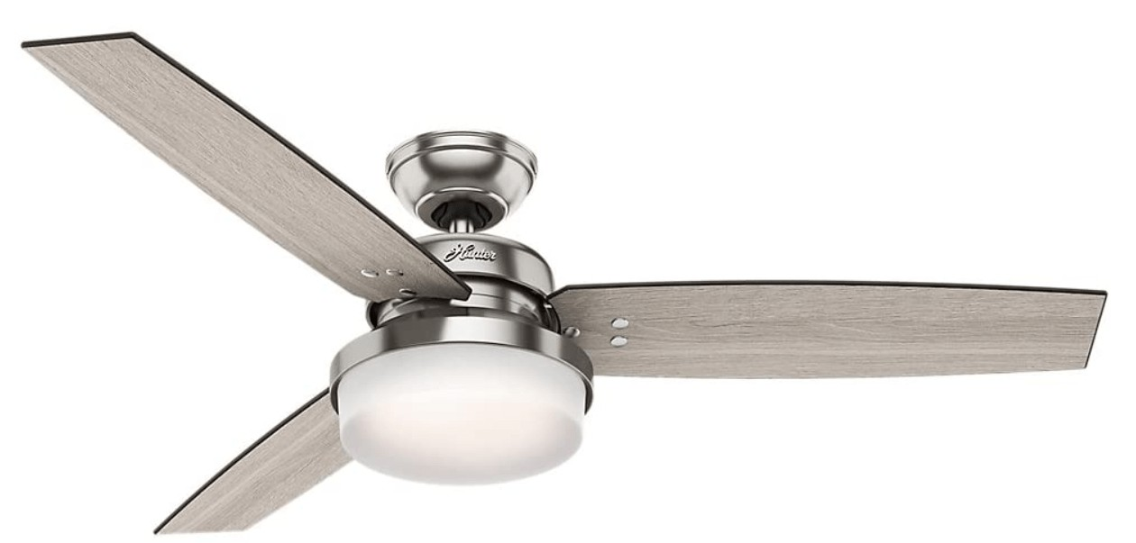best hunter indoor ceiling fan for air movement