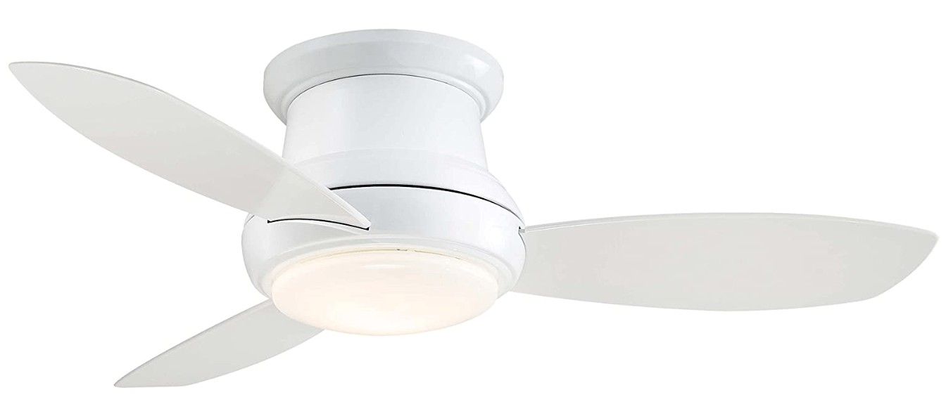 best made ceiling fan for small rooms