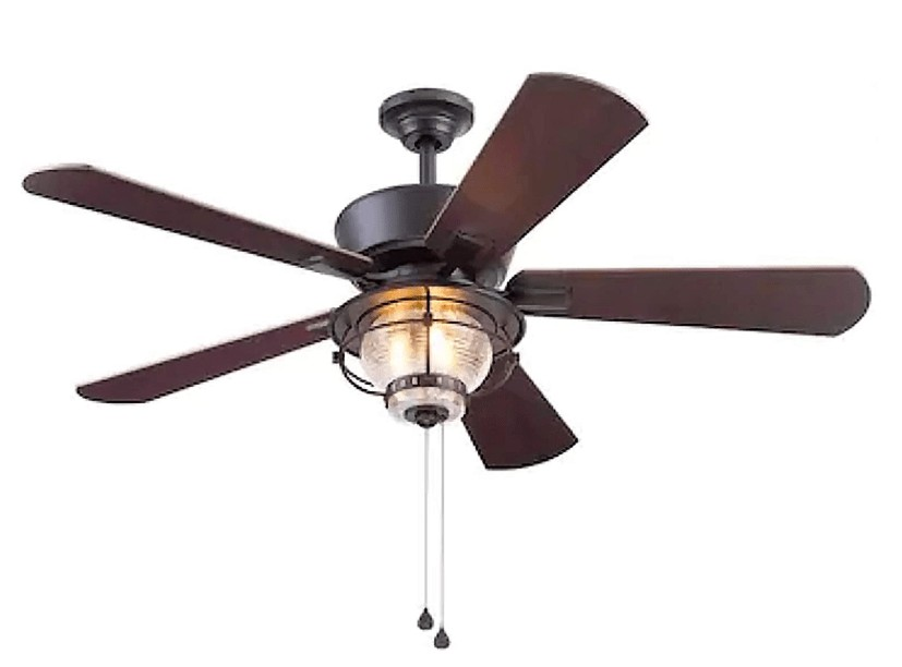 best made ceiling fans with lights
