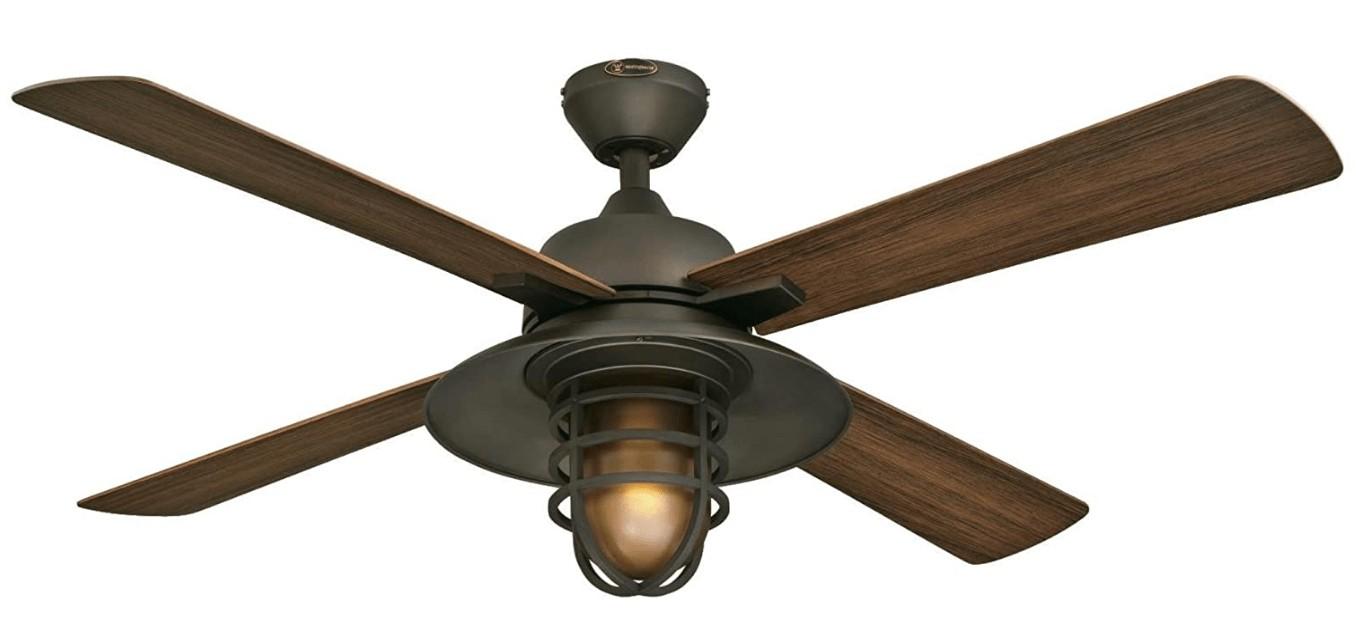 best ceiling fan air movement